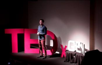 Gilles Garnier, TEDx Grenoble - 2016